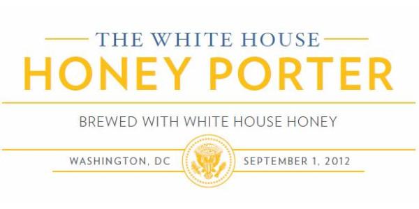 White House Honey Porter