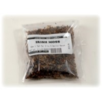 Irish Moss                2 oz
