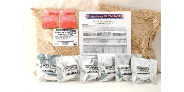 All Grain American IPA -