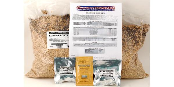 All Grain Robust Porter