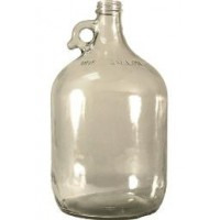 1 Gallon Carboy, Jug (shipable)