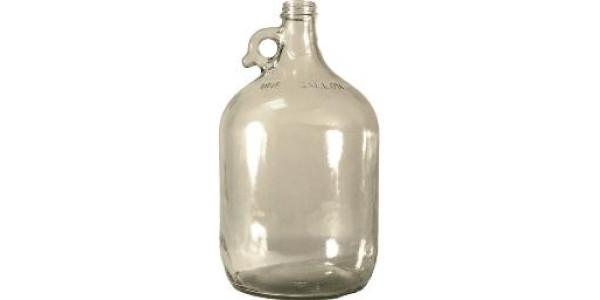 1 Gallon Carboy, Jug (shipable)