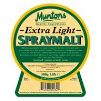 British Extra Light Dry Malt Extract 44 oz