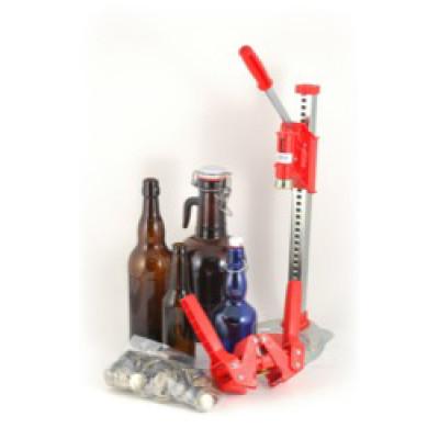 Bottles & Bottle Caps
