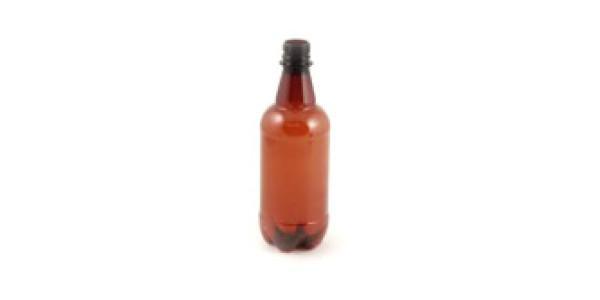 500 ml Amber PET Bottle   24cs