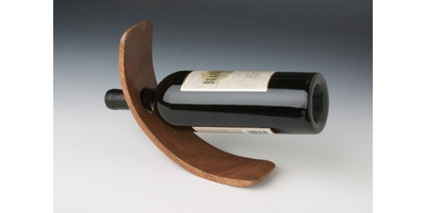 Bottle Stand, Curved