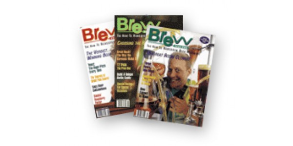 BYO Magazine Subscription, 2 Year