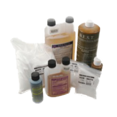 Sanitizers and Cleaners