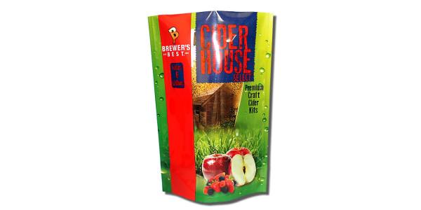 Cider House Strawberry Pear Cider Kit