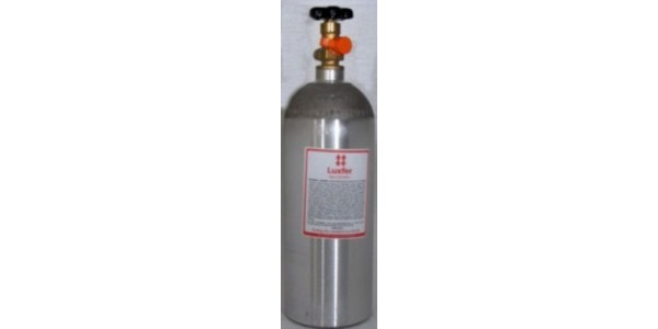 CO2 Tank - 5 lbs  (empty) - shippable