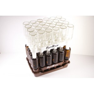 Fast Rack Bottle Rack and Tray