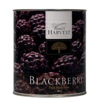 Vintner's Harvest Blackberry Solid Fruit Pack Wine Base 96oz