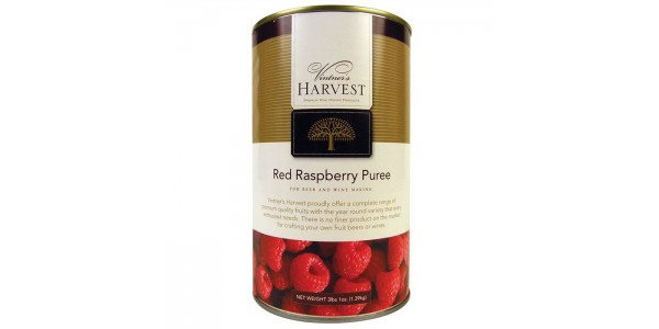 Raspberry Puree 49 oz