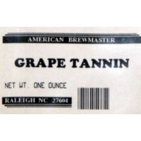 Grape Tannin                   1 oz