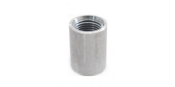 Stainless Steel 1/2 Inch Coupling, Full
