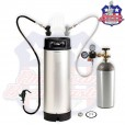 Homebrew Kegging Kit With Squeeze Faucet