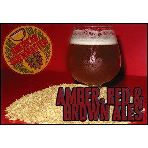 Amber, Red, and Brown Ales