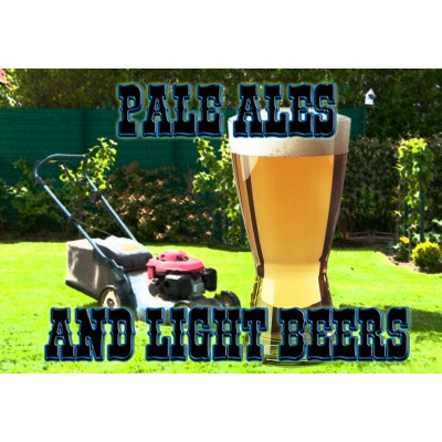 Pale Ale and Light Beers