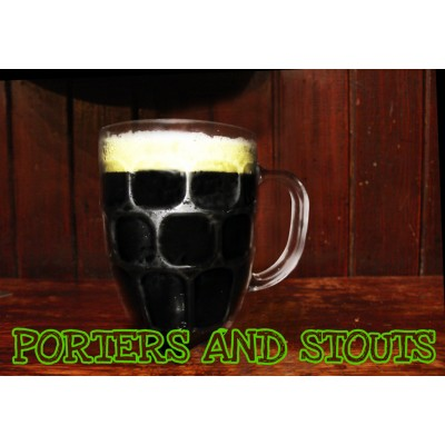 Porters and Stouts Beer Recipes