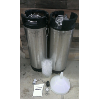 3 Gallon Liquor Dispensing System with NEW KEGS