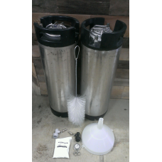 5 Gallon Liquor Dispensing System with NEW KEGS