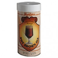 M & F Nut Brown Ale          Kit 4#