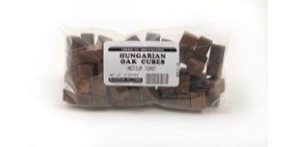 Hungarian Oak Cubes