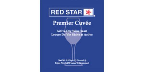 Red Star Premier Cuvee yeast    5gm