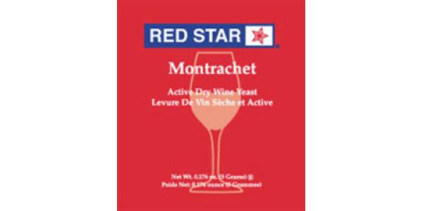 Red Star Montrachet Wine Yeast 5 gm