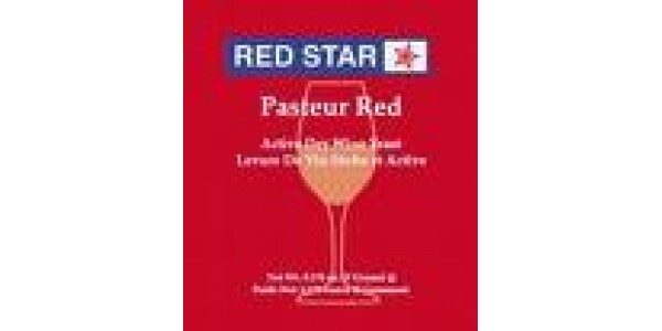Red Star Pasteur Red Wine Yeast 5 gm