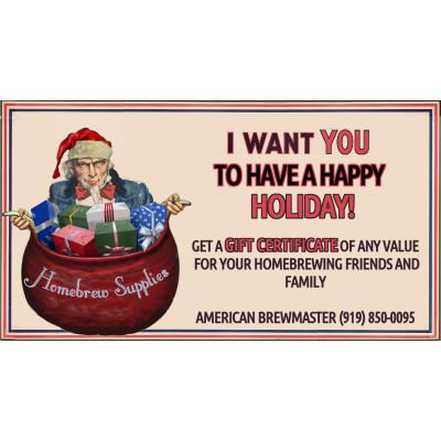 Redeem In person Gift Vouchers