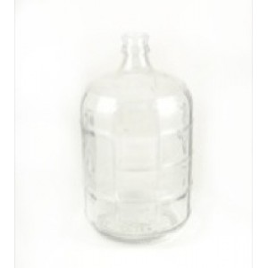 3 Gallon Glass Carboy    (UPS Ship)