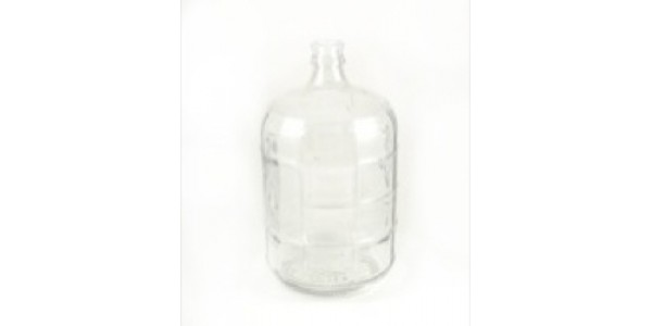 3 Gallon Glass Carboy      (in store)