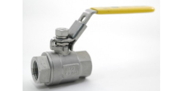 Ball Valve 1/2 Stainless Steel Full Port