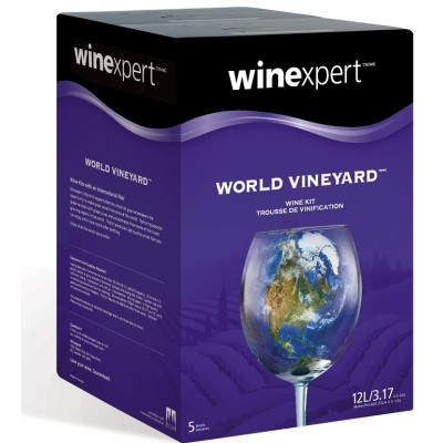 World Vineyard Red