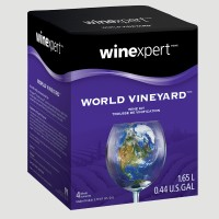 World Vineyard Chilean Merlot One Gallon Wine Kit