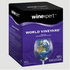 World Vineyard Italian Pinot Grigio Six Gallon Wine Kit