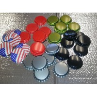 Beer Bottle Caps, 4oz