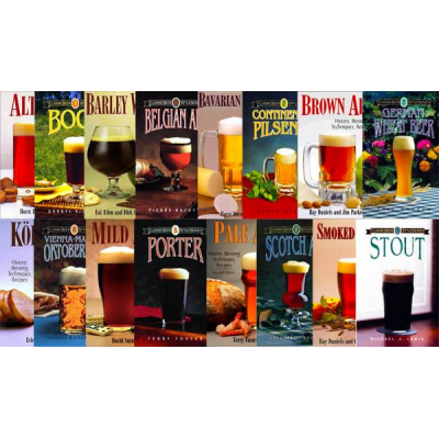 Classic Beer Styles Book Collection