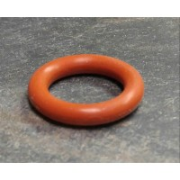 "1/2"" silicone o-ring thick wall"