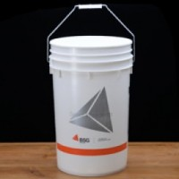 7 Gallon Plastic Fermenter- no lid