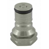 Tank Plug / Post, Cornelius/AEB (gas, ball lock)