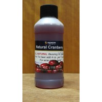 Cranberry Flavor - 4 fl. oz