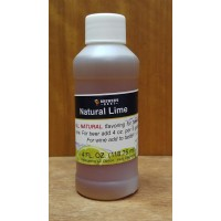 Lime Flavoring - 4 oz