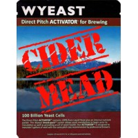 Wyeast Cider and Mead Yeast