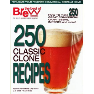 250 Clone Brews    Brew Your Own Magazine