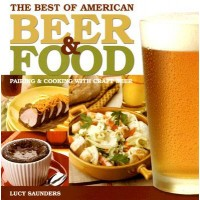 The Best of American  Beer & Food  --  Lucy Saunders