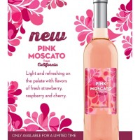 World Vineyard Pink California Moscato