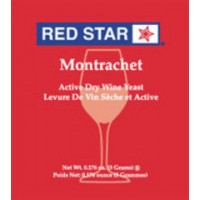 Red Star Montrachet Wine Yeast 5 gm