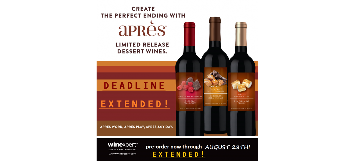 DEADLINE   EXTENDED! UNTIL AUGUST 28TH!